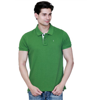 Grasim Men's Polo Neck T-Shirt (GPHQ15000K1240C)
