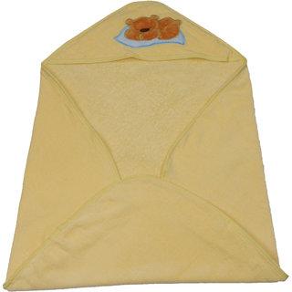 Hooded Baby Towel (Velour)