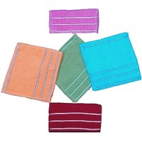 Premium Quality face towel set of 10 pcs.