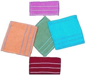 Premium Quality face towel set of 10 pcs.