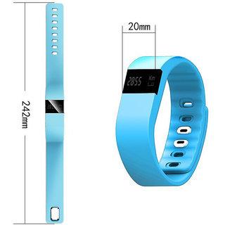 Smart Wrist Fitness Wearable Tracker Waterproof band
