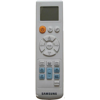 Samsung AC Compatible Remote + AA/AAA Batteries VE 104
