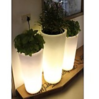 Led Planter pots