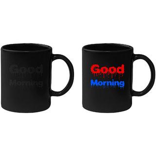 Good Morning Magic Ceramic Mug