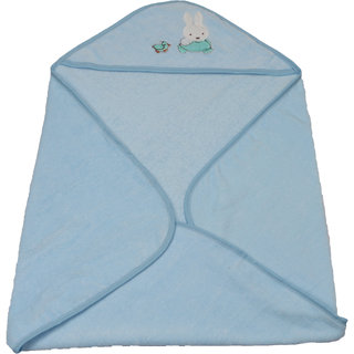 Blue Hooded Baby Towel (315215131Enf2)