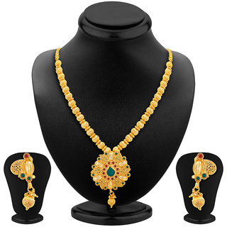 Sukkhi Incredible Gold Plated Necklace Set