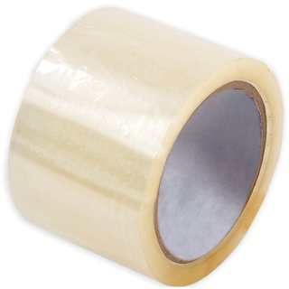 Packaging Tapes Transparent 2x65mtr(Pack of 6)