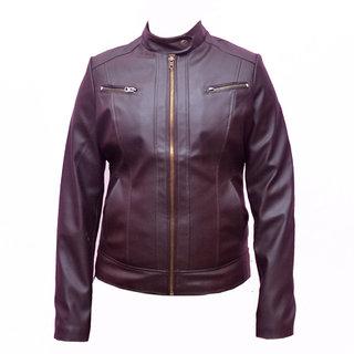 Black Solid Jacket