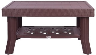 Mavi Supreme Vegas Center table- Globus Brown