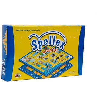 Spellex For Juniors