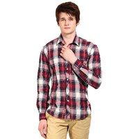 Men's Multicolor Regular Casual Shirt