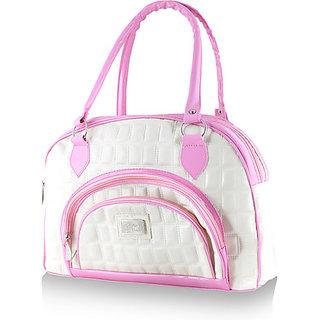 Pink Color Shoulder Bag