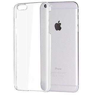 Crystal Clear Transparent Flip Thin Hard Bumper Back Case Cover iphone6 plus 5.5
