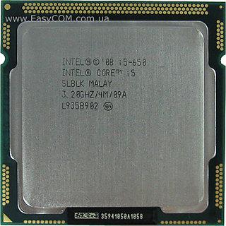 Intel Core i5-650 Processor 3.20 GHz 4 MB Cache Socket LGA1156