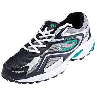 Sparx Men's Stylish Design Black Sports Shoes