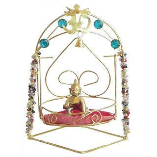 Bal Gopal Brass Jhula