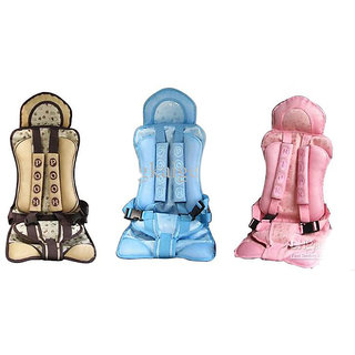 Child Safety Seat Portable Car Baby Cushions Adjusted To Sit