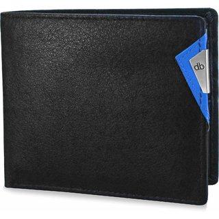 My pac Cruise Slim Genuine Leather travel wallet  Black