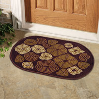 Status Taba Oval Floor Shape Mat (TABA OVEL SHAPE CR890)