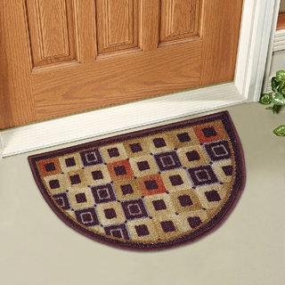 Status Taba D Shape Floor Mat (TABA D SHAPE _BM2282)