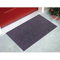 Black Door Mat ( 15X22 Inch)