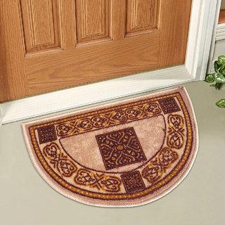 Status Taba D Shape Floor Mat (TABA D SHAPE _BM1659)