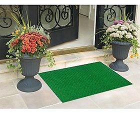 Status Green Nylon Door Mat ( 15X22 Inch)