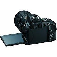 Nikon D5300 (Body With AF-S 18-140 Mm VR Lens) DSLR Camera