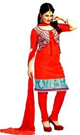 Virgo18+ Pure Cotton Kashmiri Design Ethnic Wear for Beautiful Indian Women.