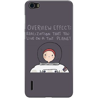 The Fappy Store The-Astronaut Hard Back Case Cover For Honor 6
