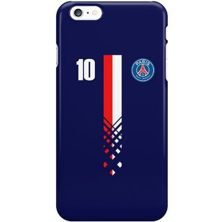 The Fappy Store Paris Saint-Germain Design Plastic Back Cover For Iphone 6 Plus