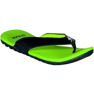 STYLAR Watson Flip Flops (Green)