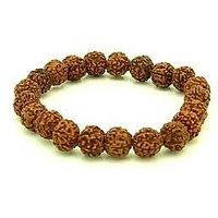 Astrology Goods Rudraksha Bracelet Bracelet Healing Rud