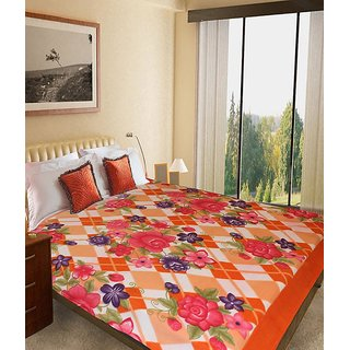 Super Soft Double Bed AC Blanket