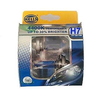 Hella White Daylight 4400k Car Headlight Bulbs H4 120/110W free shipping