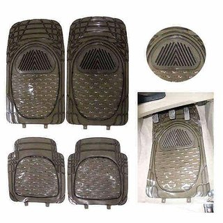 Takecare 3D Car Floor Mat For Ford Fiesta Classic