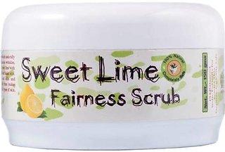 Sweet Lime Fairness Scrub