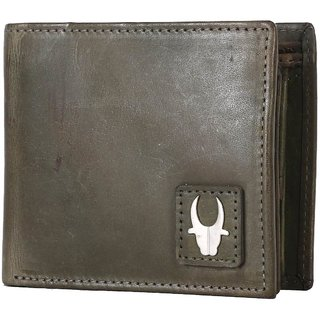 WildHorn Genuine Leather Wallet WH313 (Synthetic leather/Rexine)