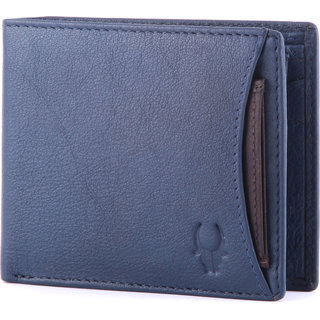 WildHorn Genuine Leather Trendy and Stylish Wallet Wh485
