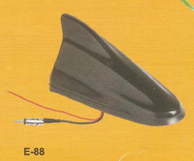 ROOF ANTENNA WITH BUILT IN BOOSTER (FIN TYPE) FOR ALL C