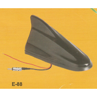 ROOF ANTENNA WITH BUILT IN BOOSTER (FIN TYPE) FOR ALL CAR