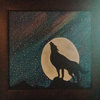 Hand-made Painting