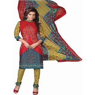 Mansi Fashion Multy Colour, Cotton Printed Dress Materials