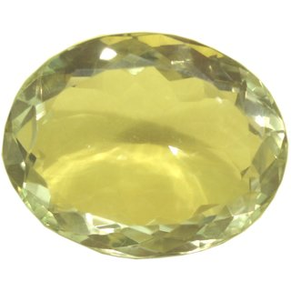 AKASH GANGA ORIGINAL 7.90 RATTI GOLDEN TOPAZ ( SUNHELA ) CERTIFIED BY DGTL