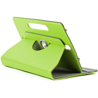 DOMO nCase B9 Cover Carrycase For 7 Tablet 360 Rotation Camera Hole Green