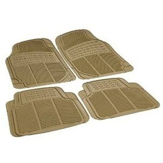 Takecare Rubber Floor Special For Renault Duster New 2015