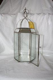 GARDEN LAMP CANDLE HOLDER - MINERVA NATURALS