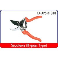 Kisan Kraft Hand Secateurs (Bypass Type) - Minerva Naturals