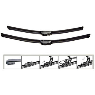 Takecare Universal Premium Soft Wiper Blade For Maruti Alto Old 2002-2010
