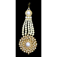 Zaveri Pearls Traditional Side Passa-ZPFK2906